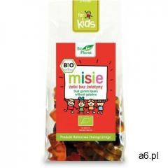 ŻELKI (MISIE) BEZ ŻELATYNY BIO 100 g - BIO PLANET, 5907814662507 - ogłoszenia A6.pl