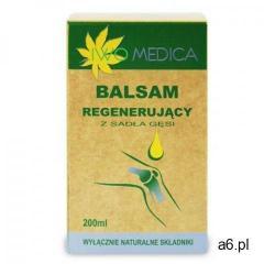 Balsam regenerujący z sadła gęsi 200ml IWO MEDICA (5901425309257) - ogłoszenia A6.pl