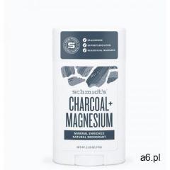 Schmidts Dezodorant węgiel z magnezem 58 ml (sztyft) (59081333) - ogłoszenia A6.pl