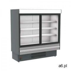 Regał chłodniczy z agregatem   1570x850x(h)2130mm   1086w marki Xxlselect - ogłoszenia A6.pl