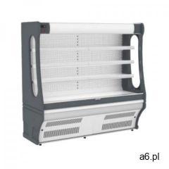 Regał chłodniczy z agregatem   1570x755x(h)1990mm   1150w marki Xxlselect - ogłoszenia A6.pl