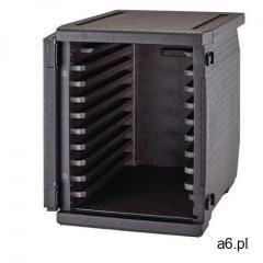 Pojemnik termoizolacyjny 126 L   ładowany od przodu   9 prowadnic - ogłoszenia A6.pl