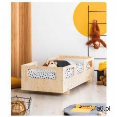 Drewniane dziecięce łóżko w stylu skandynawskim 16 rozmiarów - Filo 9X, Kiki-17 - ogłoszenia A6.pl
