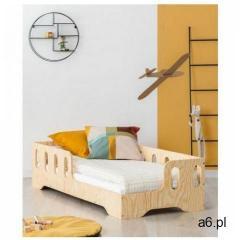 Prawostronne łóżko drewniane dziecięce 16 rozmiarów - Filo 2X, Kiki 1P - ogłoszenia A6.pl