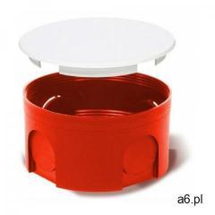 Elekroplast Puszka podtynkowa 70 z pokrywą 0282-00 pomarańczowa elektro-plast (5901752632097) - ogłoszenia A6.pl