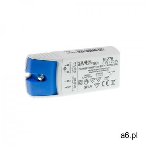 Transformator elektroniczny ETZ 0-70 W ZAMEL (5903669026990) - 1