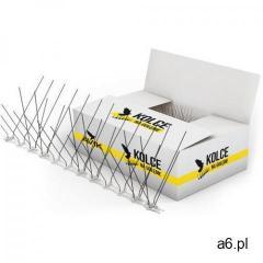 Kolce na ptaki AVIK R140. Gęste kolce na gołębie. 30 mb. 90 modułów. (5902838390078) - ogłoszenia A6.pl