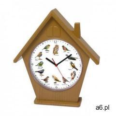 Zegar domek z głosami ptaków #2 marki Atrix - ogłoszenia A6.pl