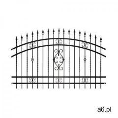 Panel ogrodzeniowy VERONA 200 cm x 110 - 130 cm POLBRAM - ogłoszenia A6.pl