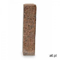Palisada granitowa kolor cięta-płomieniowana lx12x12 marki Stones garden - ogłoszenia A6.pl