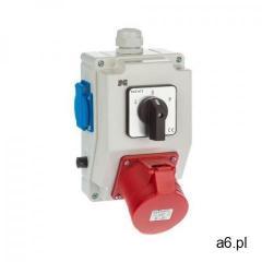 Rozdzielnica elektryczna bez wyposażenia 6276 - 20 / rs - z l - 0 - p 2 x 2p + z 3p + n &#43 - ogłoszenia A6.pl