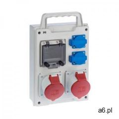 Elektro-plast Rozdzielnica elektryczna bez wyposażenia rs 1 / 4 6212 - 00 / 2 x 2p + z 2 x 3p &# - ogłoszenia A6.pl
