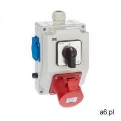 Elektro-plast Rozdzielnica elektryczna bez wyposażenia 6273 - 00 / rs - z 0 - 1 2 x 2p + z 3p &# - ogłoszenia A6.pl