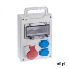 Elektro-plast Rozdzielnica elektryczna bez wyposażenia rs 1 / 8 6216 - 10 / 2 x 2p + z 3p +  - ogłoszenia A6.pl