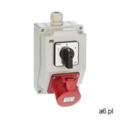 Rozdzielnica elektryczna bez wyposażenia 6271 - 20 / RS - Z L - 0 - P 3P + N + Z 16A ELEKTRO - ogłoszenia A6.pl