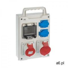 Rozdzielnica siłowa rs przenośna 4-modułowa 2x230v 1x16a/5p 1x32a/5p 6213-00 elektro-plast marki Ele - ogłoszenia A6.pl