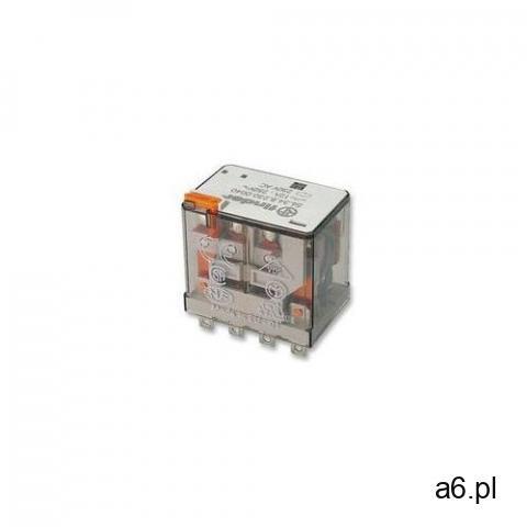 Finder Przekaźnik 4co 12a 12v dc, styk agsno2 56-34-9-012-4040 - 1