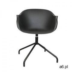 Krzesło obrotowe Dubby - czarne, Roundy_krz_black - ogłoszenia A6.pl