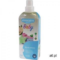 Almacabio Płyn do prania dziecięcych ubranek bio 1 l (8018229103466) - ogłoszenia A6.pl