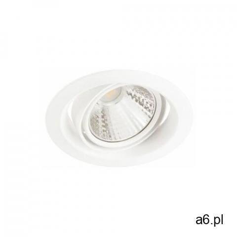 Oprawa stropowa oczko Pila 9 cm biała 270 lm LED - 1