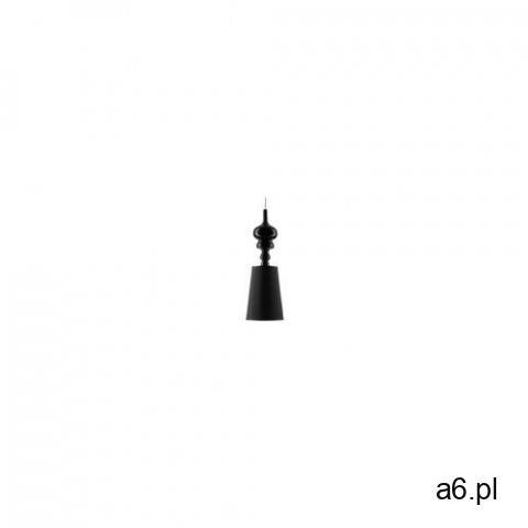 Lampa wisząca queen 18 czarna marki King home - 1