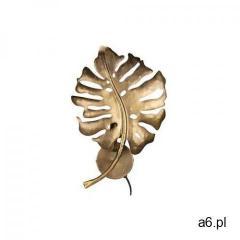 Be pure lampa ścienna leaf metalowa antyczny mosiądz 800276-b - ogłoszenia A6.pl
