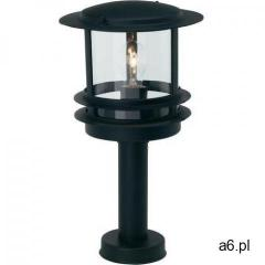 hollywood zewnętrzna lampa słupek czarny, 1-punktowy - nowoczesny - obszar zewnętrzny - hollywood -  - ogłoszenia A6.pl