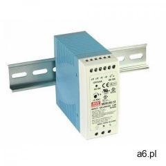 Prescot MDR-60-12 zasilacz 60W biały - ogłoszenia A6.pl