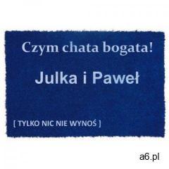 Śmieszne wycieraczki wejściowe - ogłoszenia A6.pl