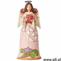 Jim shore Anioł miłości mini love angel 6003984 figurka dewocjonalia - ogłoszenia A6.pl