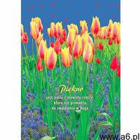 Kartka Tulipan - piękno, brak zwątpienia - ogłoszenia A6.pl