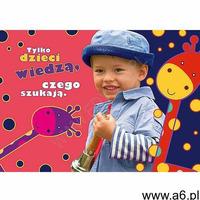 Kartka uśmiech dziecka - dzieci wiedzą marki Edycja św. pawła - ogłoszenia A6.pl