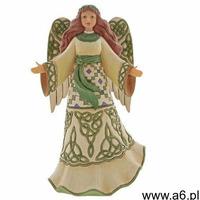 Anioł Cudów Miracles From Moors To Mountains (Irish Angel) 6003627 Jim Shore figurka dewocjonalia - ogłoszenia A6.pl