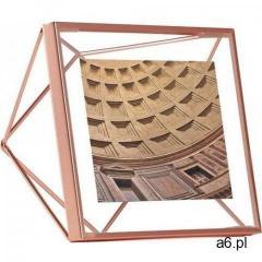 UMBRA ramka na zdjęcia PRISMA 10x10 cm - miedziana, 313017-880 (10253490) - ogłoszenia A6.pl