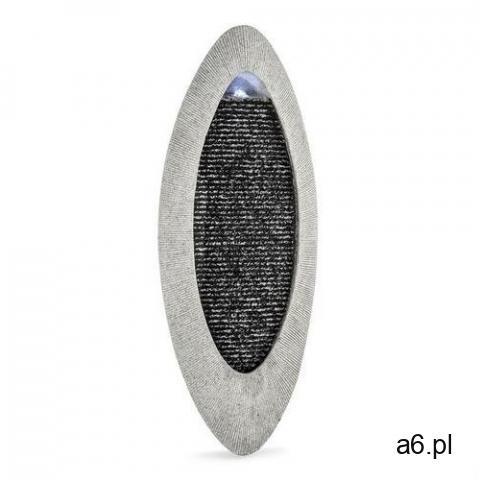 gavarnie fontanna ścienna led 37,5 x 89,5 x 9 cm owalna 6 w pompa ip 67 marki Blumfeldt - 1