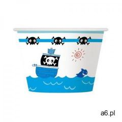 Godan Pucharki kubeczki do lodów ahoj piraci - 6 szt. (5902973101911) - ogłoszenia A6.pl
