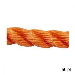 Standers Lina polipropylenowa 200 kg 12 mm x 75 m skręcana pomarańczowa (3276009973752) - ogłoszenia A6.pl