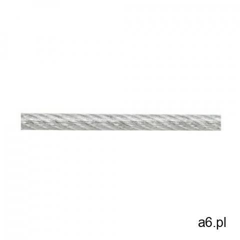 Standers Linka stalowa pvc 95 kg 3/4 mm x 50 m (3276009974889) - 1