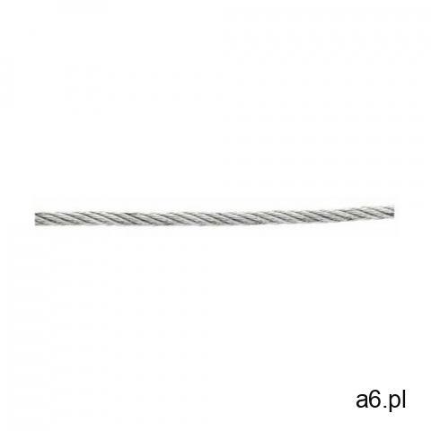 Linka stalowa 95 kg 3 mm x 15 m STANDERS (3276009974988) - 1