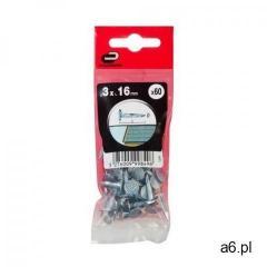 Gwóźdź 3 x 16 mm STANDERS (3276009998496) - ogłoszenia A6.pl