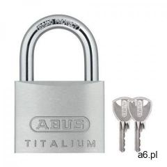 Kłódka titalium marki Abus - ogłoszenia A6.pl