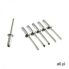 Nity aluminiowe TOPEX 43E504 4.8 x 14.5 mm (50 sztuk) (5902062020222) - ogłoszenia A6.pl