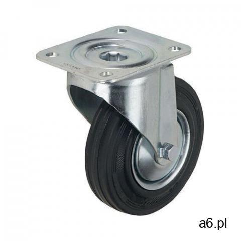Zestaw jezdny z kołem 125 mm/125 kg - 1