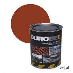 Farba Durobet elementy betonowe cegła klinkierowa 0,75 l - ogłoszenia A6.pl