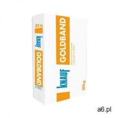 Tynk gipsowy ręczny GOLDBAND Biały 20 kg KNAUF (5901793354736) - ogłoszenia A6.pl