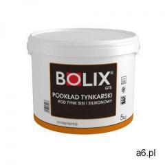 Podkład tynkarski pod tynki silikatowo-silikonowe GTS 5 kg BOLIX - ogłoszenia A6.pl