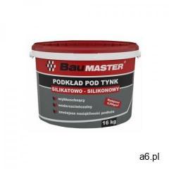 Podkład po tynk silikatowo-silikonowy K101 16 kg BAUMASTER (5907377910947) - ogłoszenia A6.pl