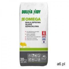 Dolina Nidy Omega biała gipsowa gładź szpachlowa 20 kg, Dolina Nidy_3377728 - ogłoszenia A6.pl