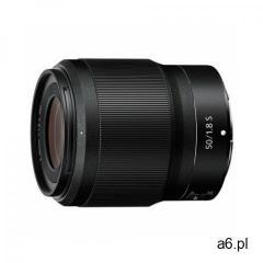 Obiektyw NIKON Nikkor Z 50 mm f/1.8 S, JMA001DA
