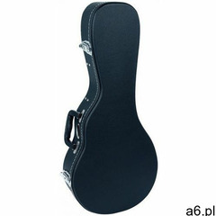 Rockcase rc 10641 bct/sb futerał do mandoliny, duży, szer. 29 cm x dł. 71 cm x gł. 9,5 cm, czarny